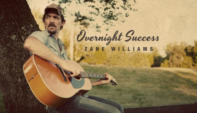Texas Musci artist Zane William's Overnight Success