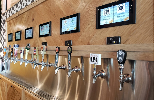 PourMyBeer: Discover These Self-Serve Walls of Wine and Craft Beer