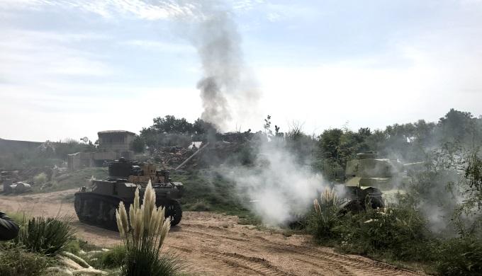 Pacific Combat Zone Battle