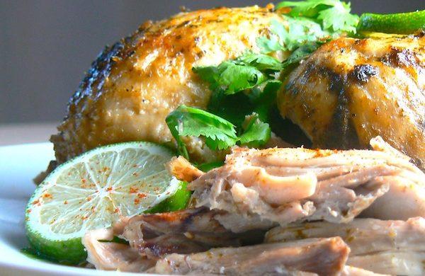 Paleo chili cilantro lime chicken