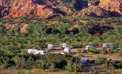 Palo Duro Canyon State Park