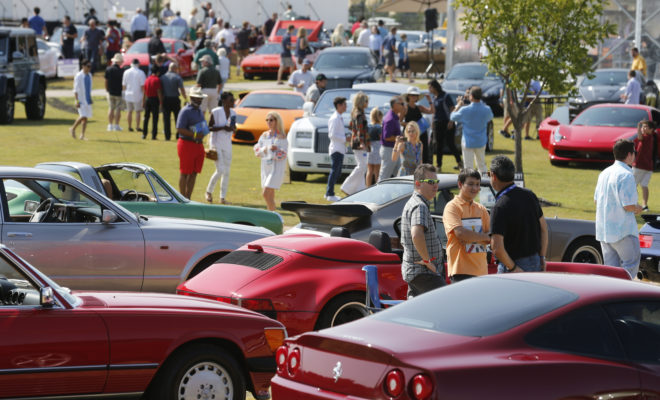 Sample the Tastiest Food in DFW and Tour Classic Supercars