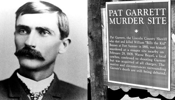 Pat Garrett Murder
