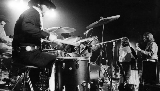 Paul English, Willie Nelson's Drummer and BFF, Dies at 87