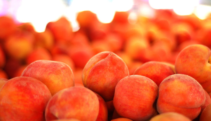 Peach Problems in the Texas Hill Country for 2017 Season