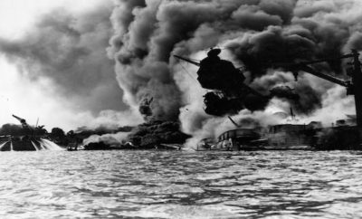 View Sunken Battleship 75 Years After Pearl Harbor Attack [WATCH]