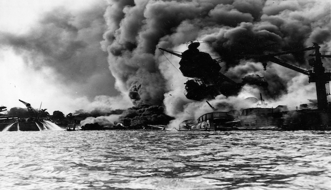 a history of the pearl harbor attack during the world war two Watch video the base remained a supply facility during world war ii and  'america needed pearl harbor': the history that led to devastating attack pearl harbor.
