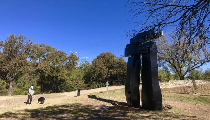 Pease Park Austin