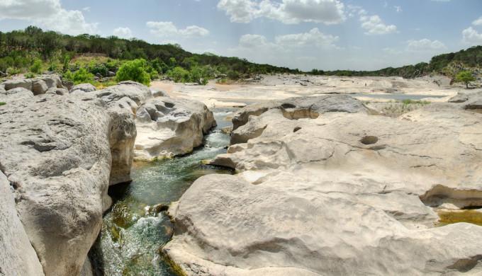 Pedernales Falls Limestone