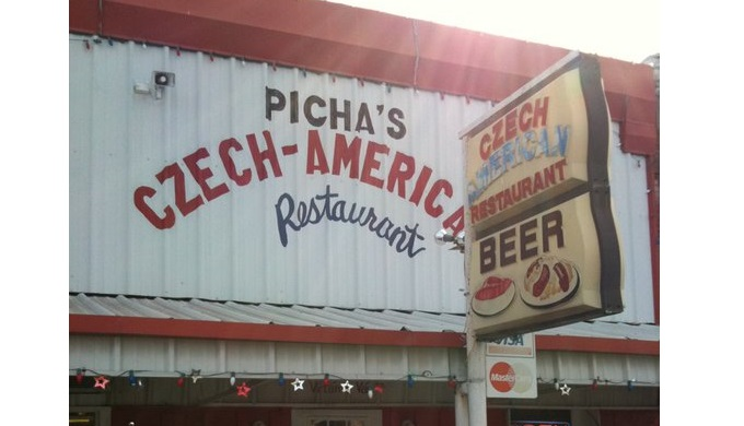 Picha's Czech American Restaurant is One of the Many Czech Restaurants in West