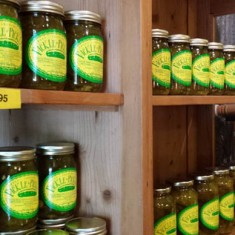 Pick a Peck of Fickle Pickles on Small Business Saturday