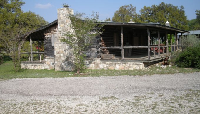 Pioneer House at Agricultural Heritage Museum near Boerne