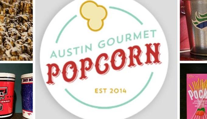 Popcorn bars - Austin Gourmet Popcorn