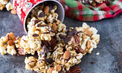 Popcorn recipes moose munch