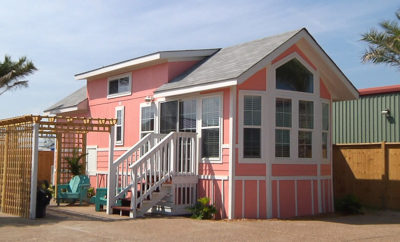 Port Aransas tiny home