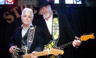 Legends Dale Watson & Ray Benson Team Up for New Album [VIDEO]