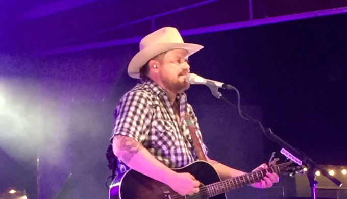 Photograph of Texas country music artist Randy Rogers Band
