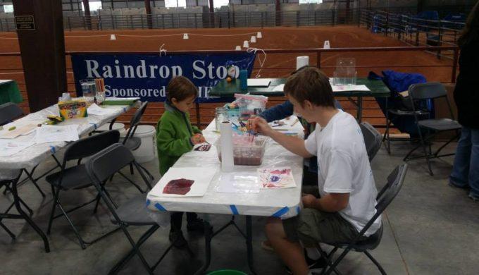Rainwater Revival activities for kids