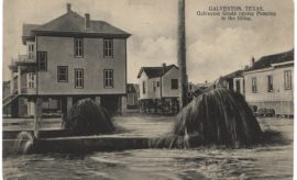 Raising Galveston Island in 1904