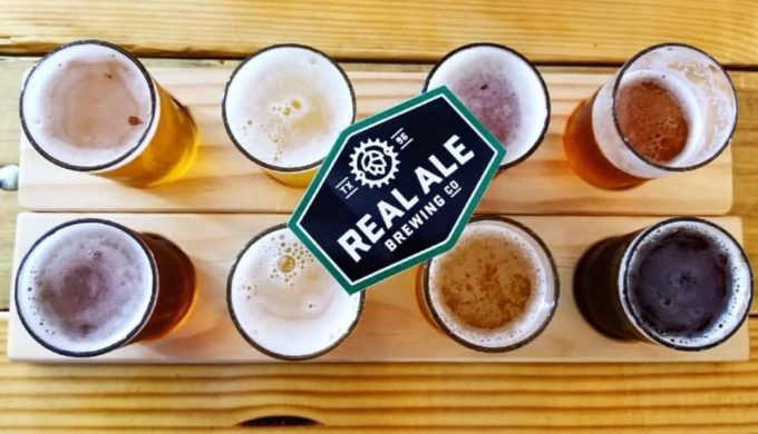 Real Ale Brewing Company is one of the Texas Hill Country beer makers that produces ales