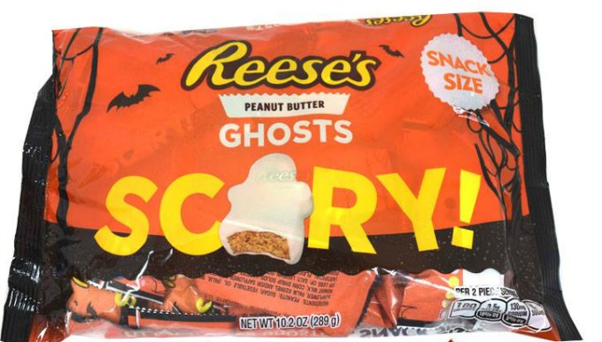 Reese's PB Ghosts