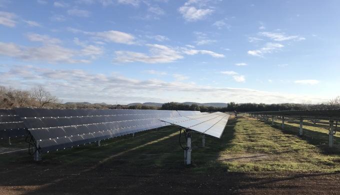 PEC Solar Facility Johnson City