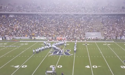 Rice University Band Might Have Gone Too Far With Halftime Show