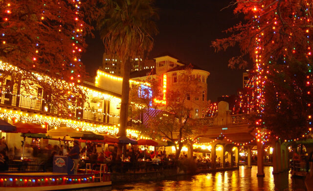 San Antonio Makes NatGeo List for Best Winter Escapes