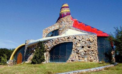 Robert Bruno's Stone House