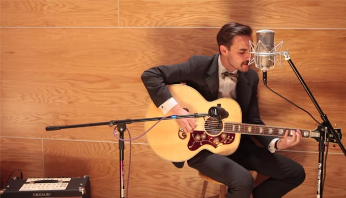 Robert Ellis Breathes New Life Into George Jones Classic