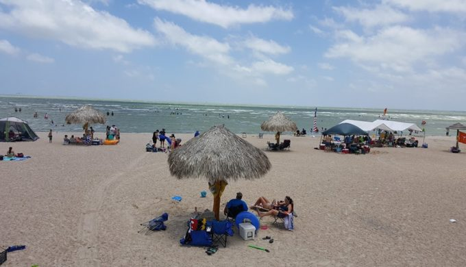Rockport Beach: A Blue Oasis Right in Our Texas Backyard
