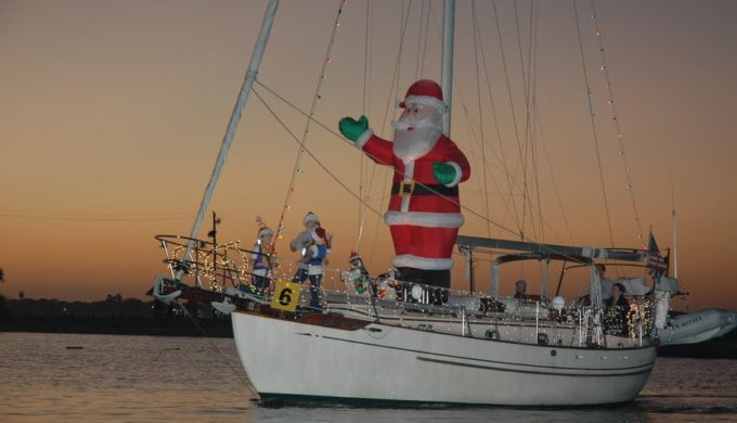 Celebrate Christmas By the Bay the Tropical Way at Rockport-Fulton!