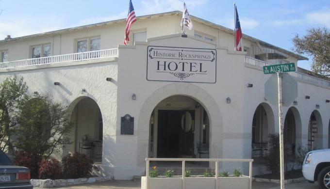 Rocksprings Hotel