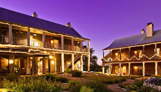 Romantic Weekend Getaway in the Hill Country