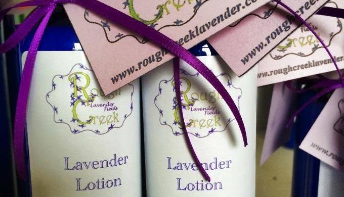 Rough Creek Lavender Farm Lavender Lotion