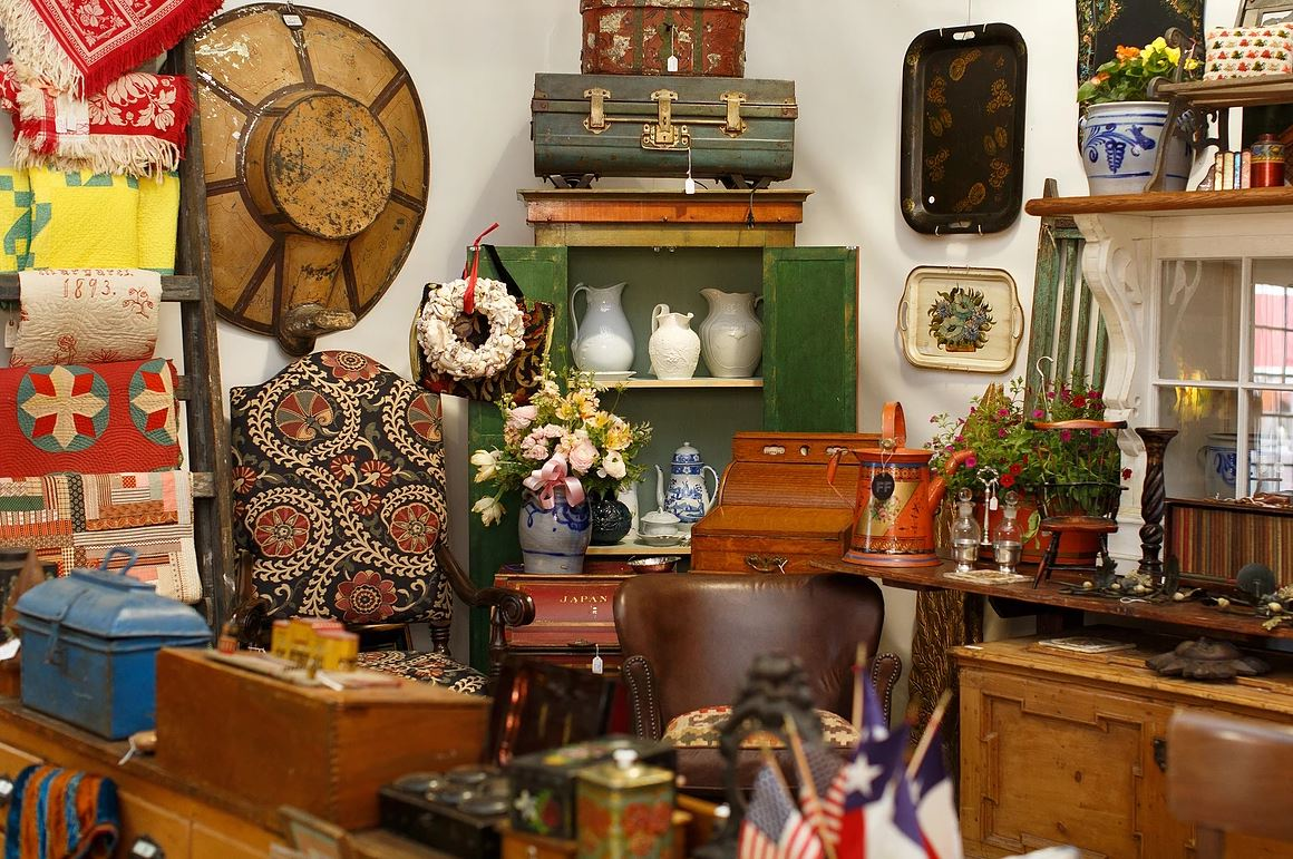 Antiquing in Style: Our Chevy Road Trip to Round Top on