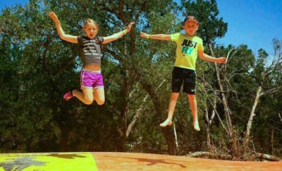 Family Friendly Fun Things to do in Boerne This Summer