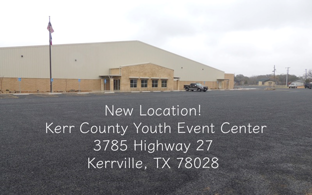 Kerr County Youth Event Center