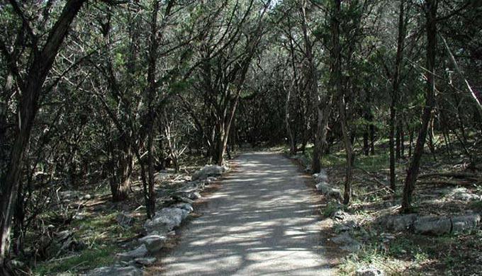 Stillhouse Hollow Preserve in Austin