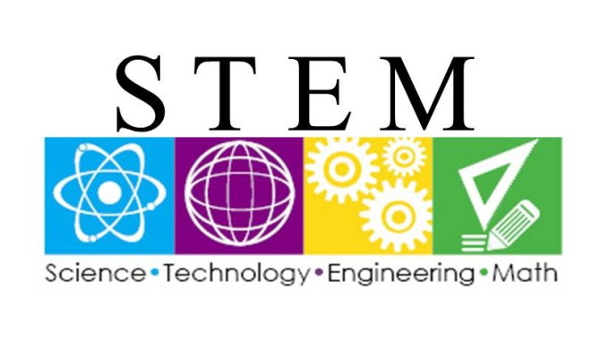 STEM (Science Technology Engineering Math) Logo