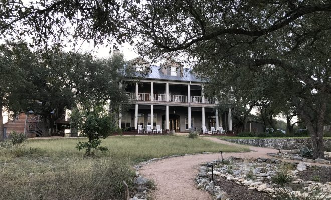 The Sage Hill Inn & Spa: Five-Star Texas Beauty and Charm