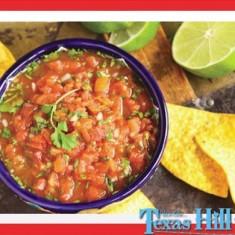 Texas Hill Country Fresh Salsa