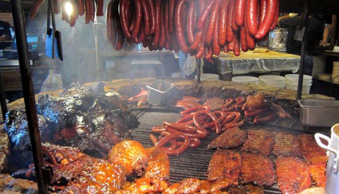 Salt Lick BBQ Pit