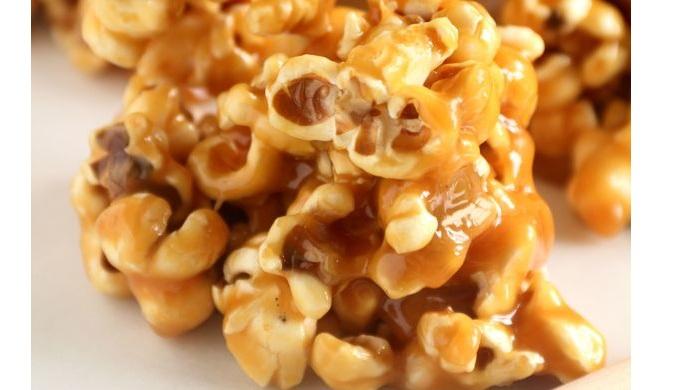 Salted Caramel Recipes Popcorn