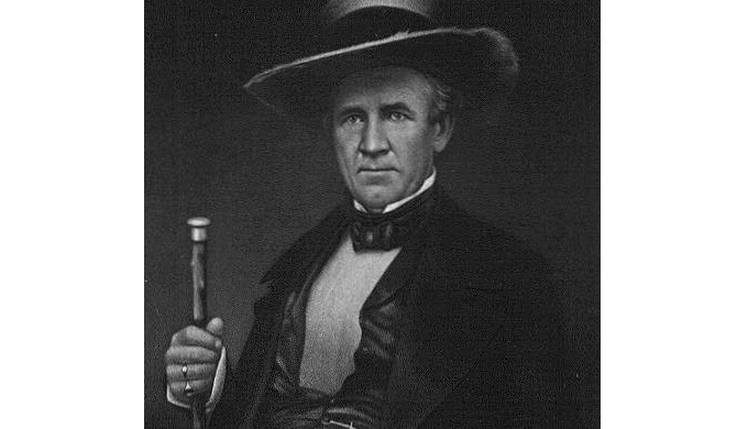Sam Houston moved the Texas capital to Houston during his first term as president.