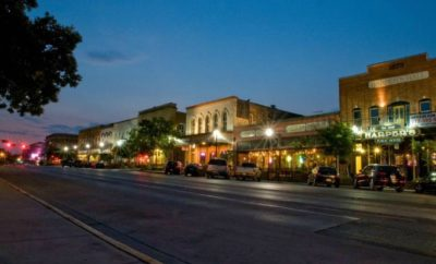 San Marcos downtown