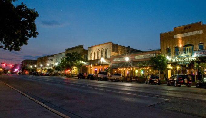 San Marcos downtown