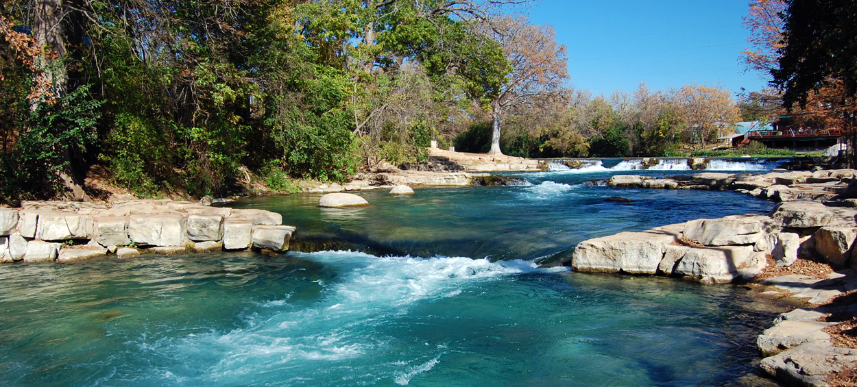 San Marcos Texas - Texas Hill Country