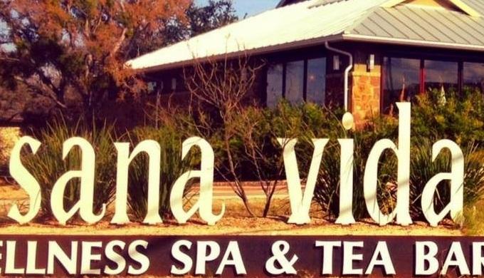 Sana Vida Spa and Tea Bar in Marble Falls