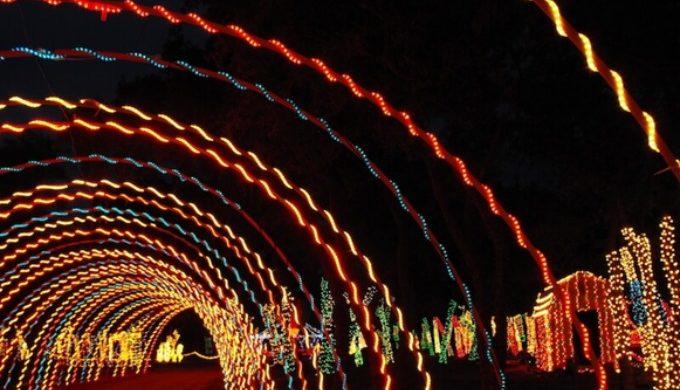 Santa's Ranch tunnel
